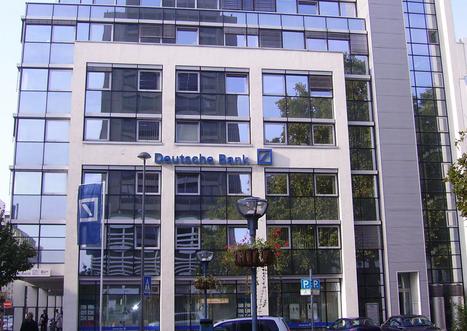 США обвинили Deutsche Bank вразвязывании мирового кризиса
