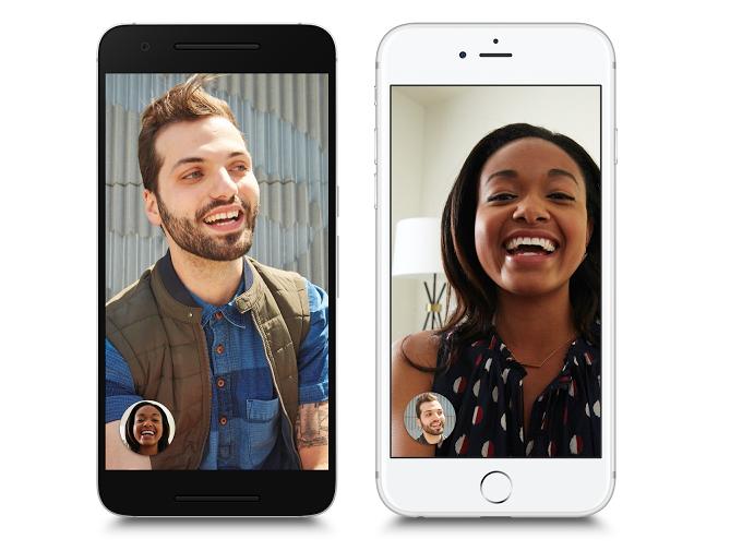 Google запустил собственное приложение для видеозвонков
