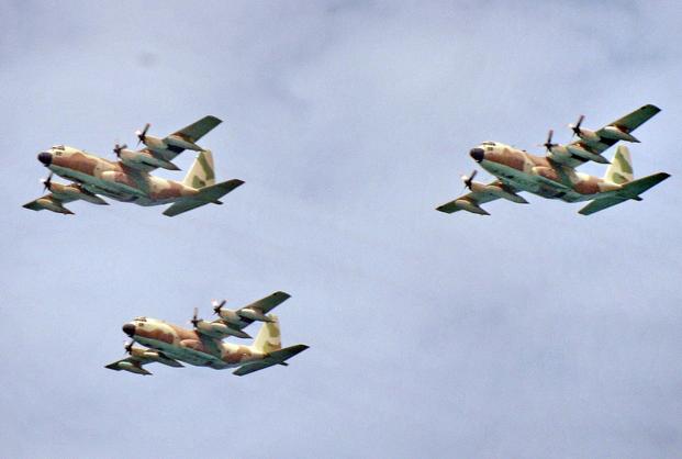 Армия обороны Израиля: израильский самолет несбивали вСирии