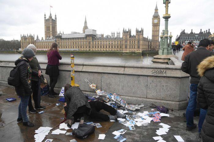 Встолице Англии арестовали всех подозреваемых вкровавом теракте
