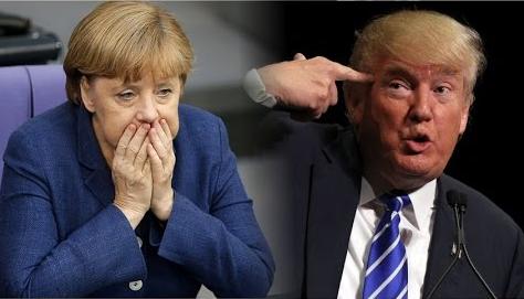 Трамп раскритиковал Меркель замиграционную политику