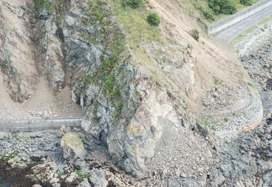 Первая волна цунами обрушилась наберега новоиспеченной Зеландии
