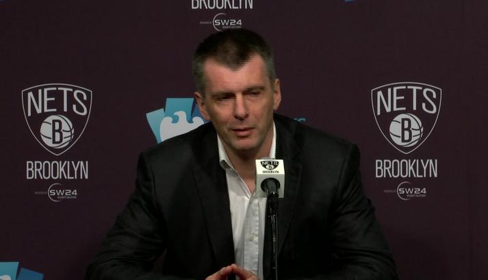 Михаил Прохоров заявил, что ищет миноритарного инвестора для клуба НБА «Бруклин Нетс»