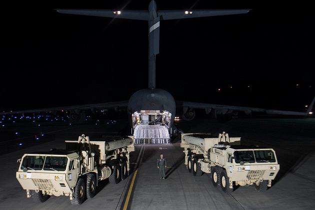 Южная Корея приступила к развертыванию ПРО США