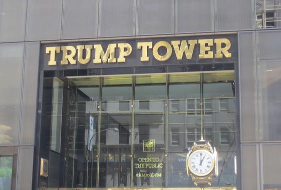 Сын Трампа поведал опрекращении вTrump Organizantion сделок вне США