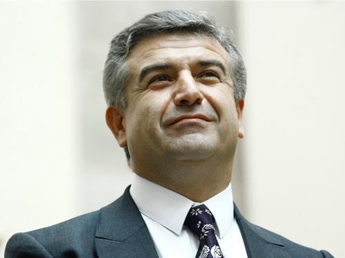 Премьер Армении подал вотставку