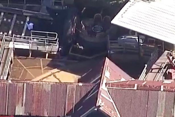 Впарке аттракционов вАвстралии погибли 4 человека