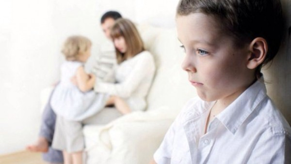 Здоровье детей зависит от того, любят ли их родители