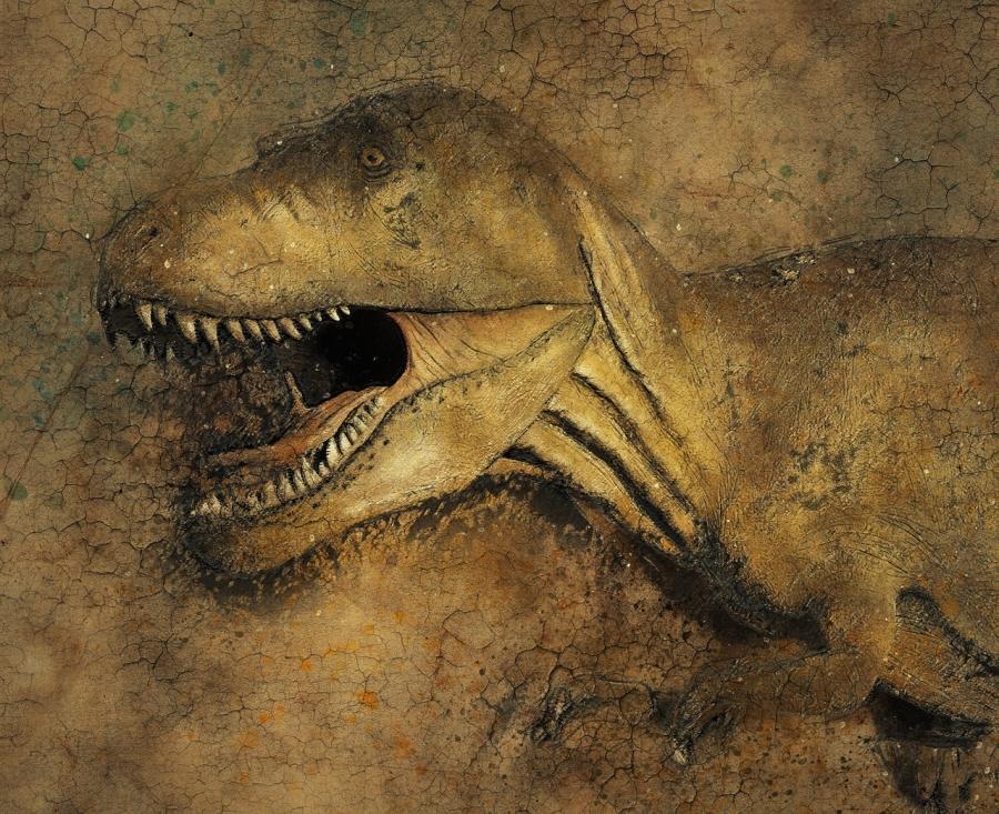 Палеонтологи отыскали самку ихтиозавра, беременную шестью детенышами