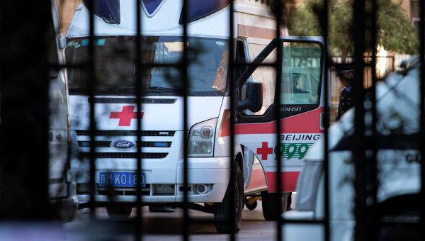 После плавания вбассейне города Харбин заболели практически 300 детей