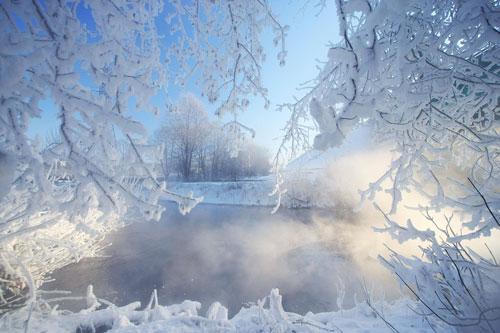 Морозна погода на Закарпатті протримається до вихідних, далі потеплішає
