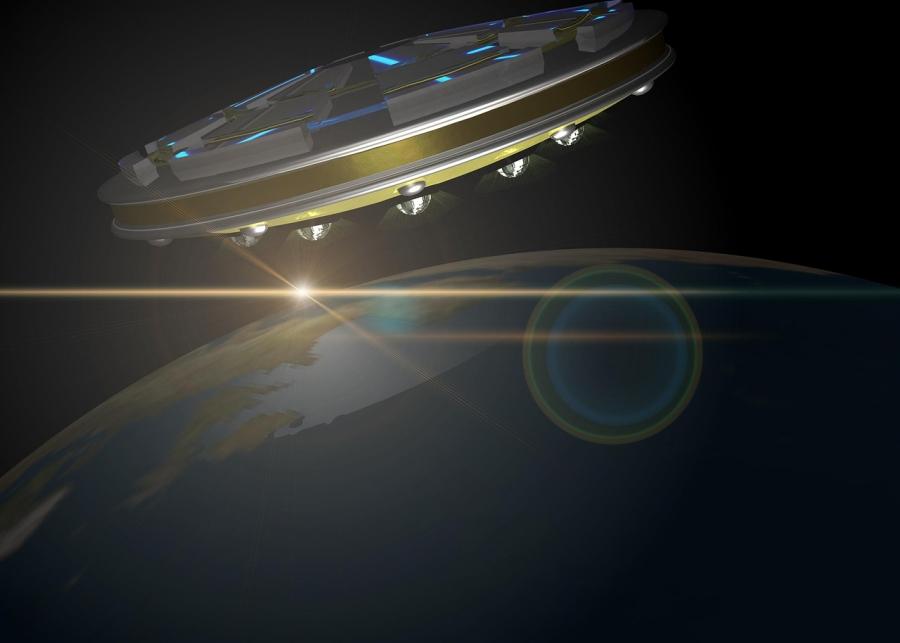ВПеру обнаружили большой железный шар сНЛО