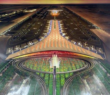 В аэропорту Пекина пассажирка