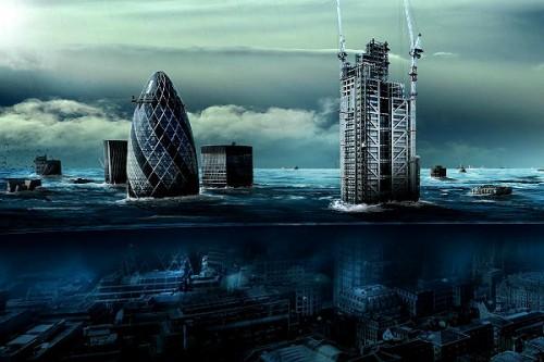 Ученые заявили, что на Земле случится новый всемирный потоп