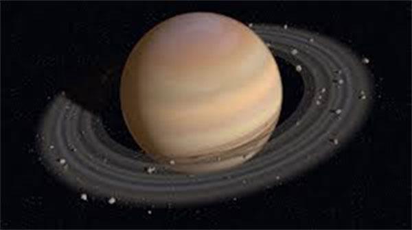 Ученый NASA объявил окораблях инопланетян накольцах Сатурна
