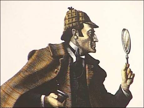 В Британии отыскали новейшую историю оХолмсе