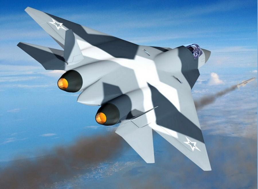 Русские Су-57 прогнали американские F-22 «Raptor» с сирийского неба
