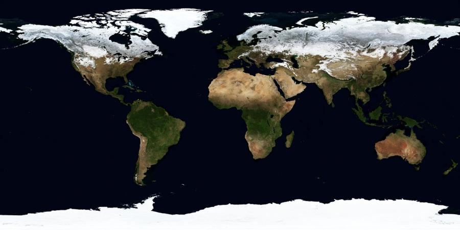 Ученые: вдальнейшем Евразия может расколоться надве части