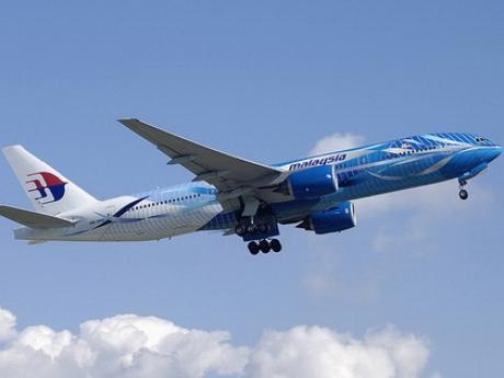 В угоне своего авиалайнера боинг 777