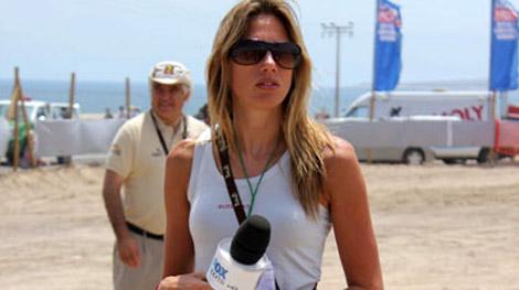 Короткое платье ведущей FoxNews сыграло с ней злую шутку. ВИДЕО