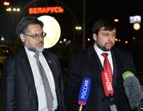 Главы республик приняли решение улететь из Минска до начала переговоров. Фото lenta.ru