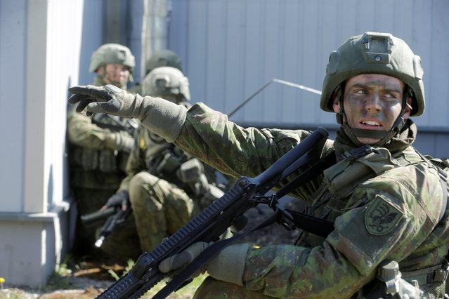 Литва узаконила приобретение ихранение полуавтоматического оружия