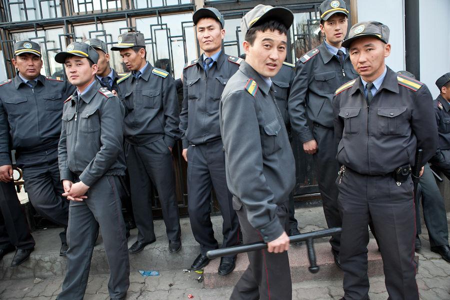 ВКиргизии схвачен лидер подпольной террористической организации