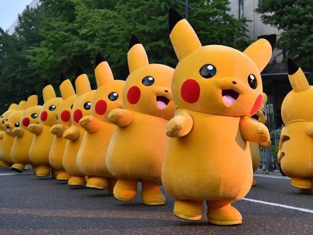 Министерство обороны Франции признало Pokemon Goугрозой государственной безопасности