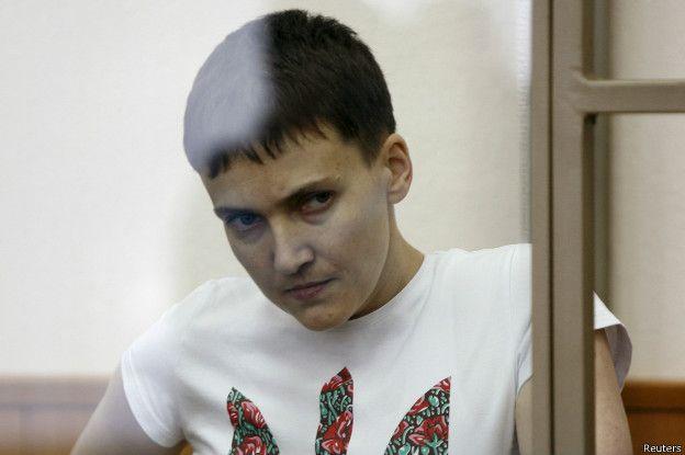 Савченко пришла намитинг уадминистрации Порошенко