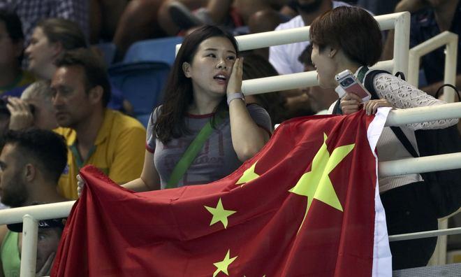 НаОлимпиаде вРио неодин раз вывешивали ошибочные флаги Китая