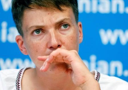 Савченко предложила вВашингтоне отправить киевскую власть вотставку