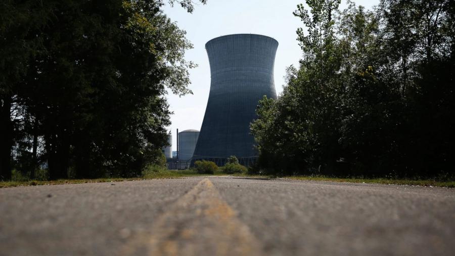 ВСША выставили на реализацию атомную электростанцию