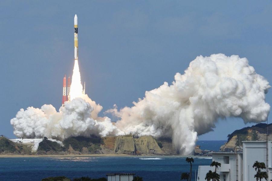 Метеорологический спутник Химавари-9 удачно запущен наорбиту