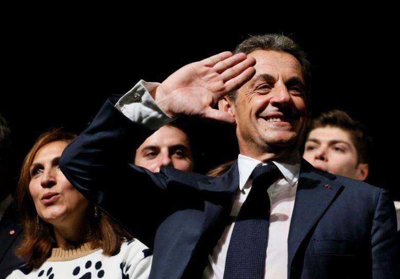 Фаворитами умеренных французских правых являются Жюппе иСаркози— Выборы президента Франции