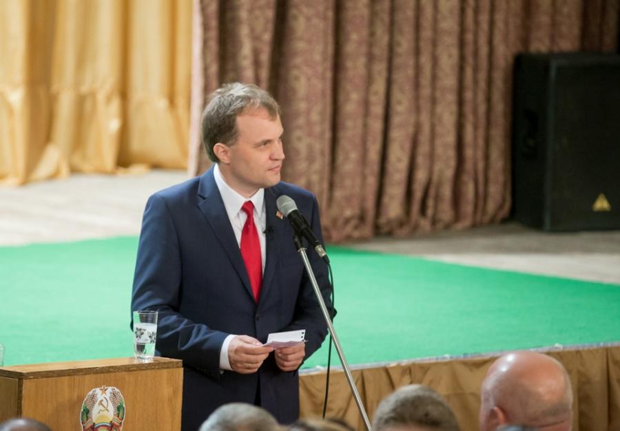 Президент республики: Присоединение Приднестровья к РФ зависит только от столицы