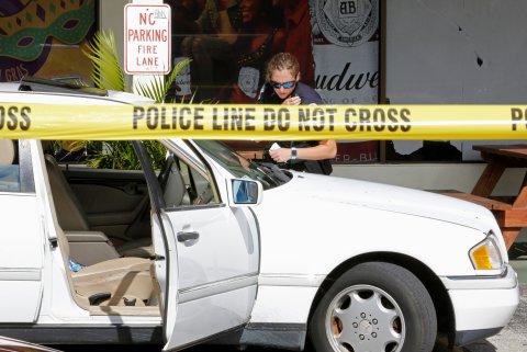 Погибли три человека— Стрельба воФлориде