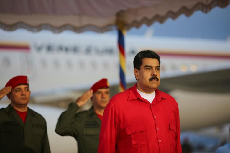 Мадуро иоппозиция Венесуэлы сели застол переговоров