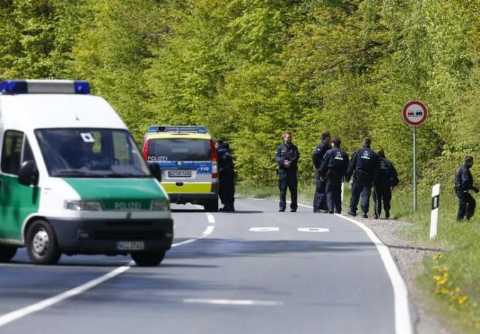 ВГермании, принявшей внынешнем году свыше млн. беженцев, обнаружили Ку-клукс-клан