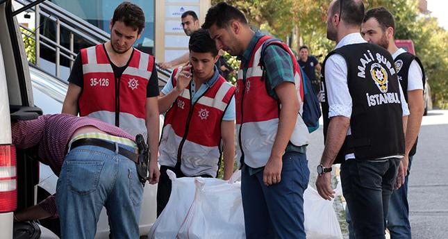 ВСтамбуле идут новые обыски иаресты приверженцев  Гюлена