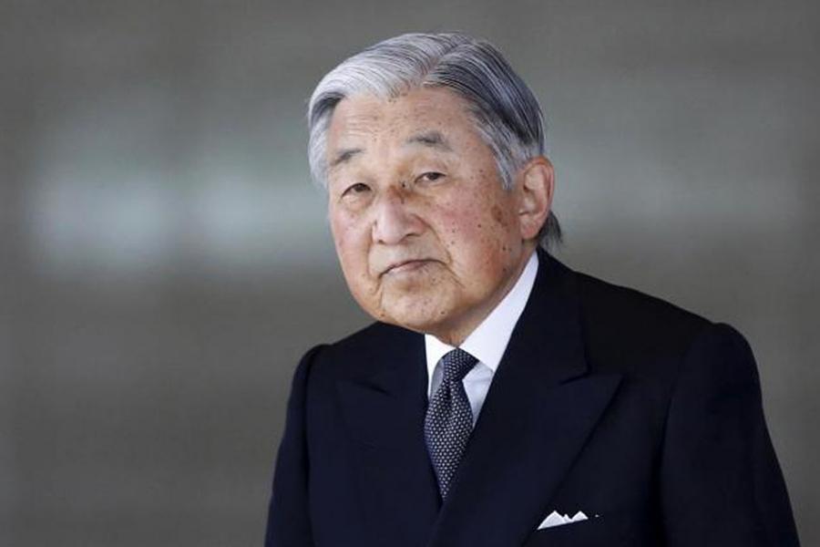 Специальный закон позволит императору Японии отречься отпрестола