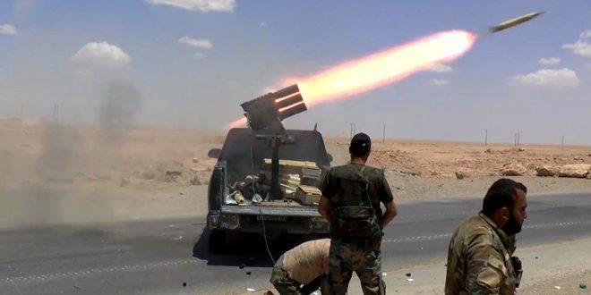 Напомощь правительственным войскам Сирии пришли ополченцы изИрака
