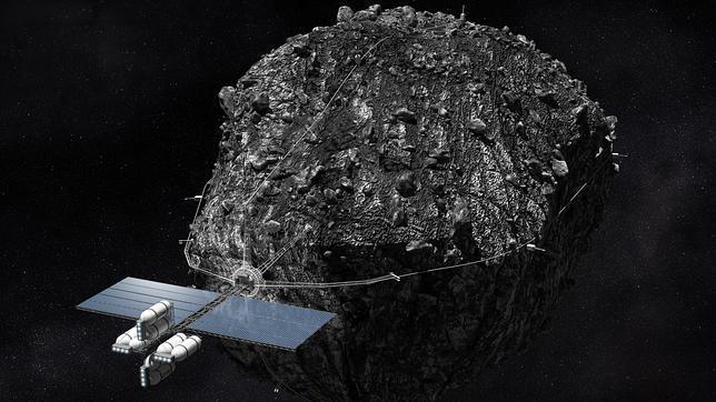 Аппарат для добычи полезных ископаемых на астероидах почти готов