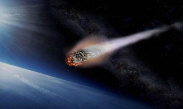 Мимо Земли пролетел астероид размером в1,600 метров