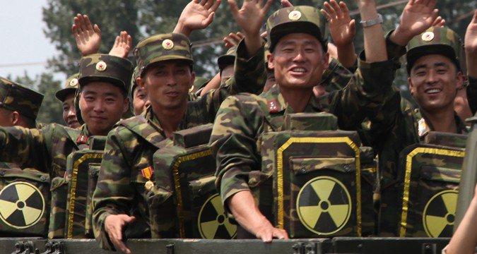 СМИ говорили о минировании Северной Кореей границы