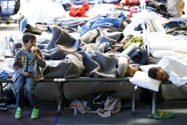 ВГермании пропали 9 тыс. мигрантов-детей