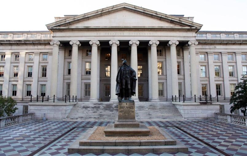 Государственный долг США достиг 19,5 USD триллионов