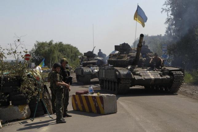 Украинские каратели засутки около 570 раз обстреляли территорию ДНР— командование республики