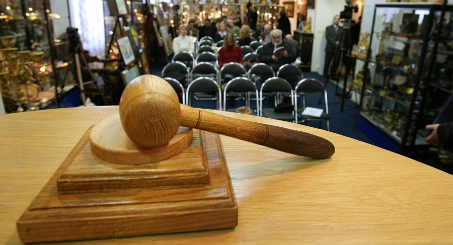 Ключ отшкафчика «Титаника» продали за104 тысячи долларов