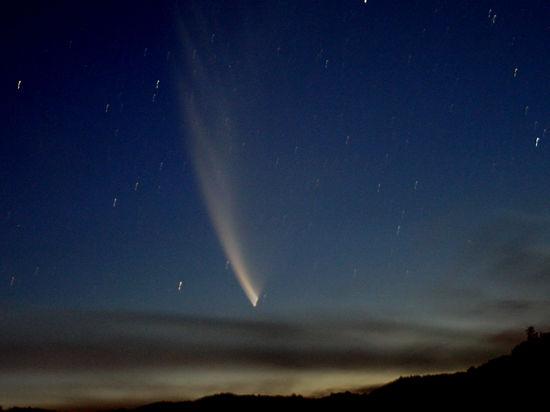 Ученые не станут искать упавший в Байкал метеорит (видео)