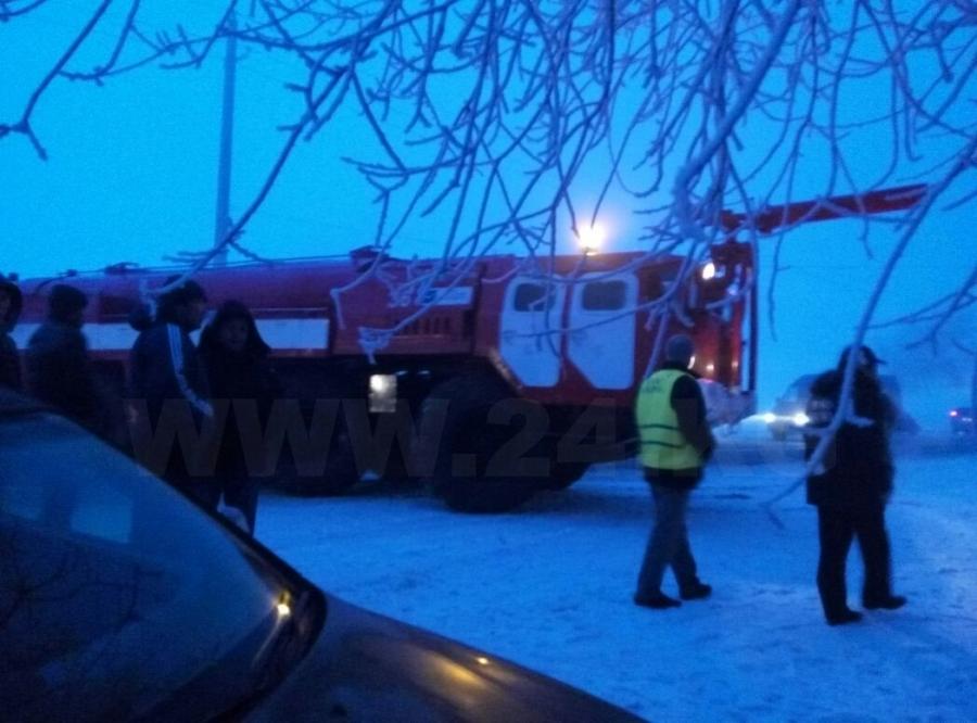 Жертвами авиакатастрофы вКыргызстане стали неменее 20 человек